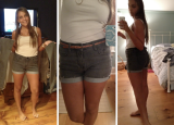 DIY: Cut Off High-Rise Jean Shorts