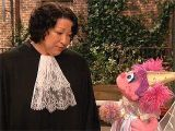 Sonia Sotomayor Talks About Careers on 'Sesame Street'